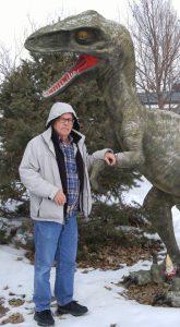 A Baty Dinosaur