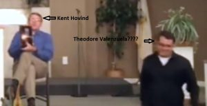 A A Kent and Theo Together
