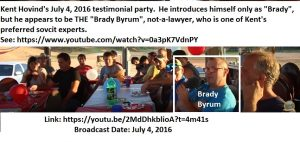 A Brady Byrum at DAL July 4, 2016