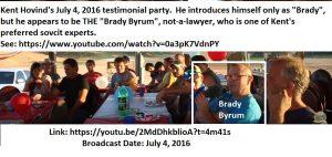 A Brady Byrum at DAL July 4, 2016