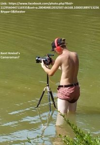 A Cameraman for Hovind 07102016